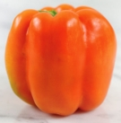 Horizon orange bell pepper.